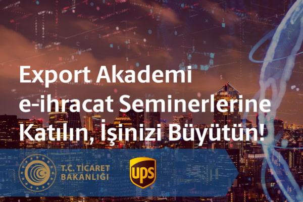 Online Export Akademi Programı Semineri